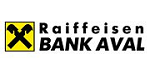 Raiffesen Bank Aval logo